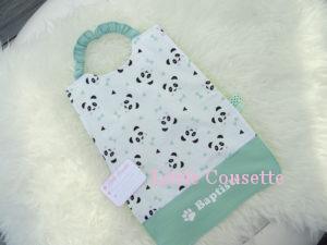 serviette de cantine elastique