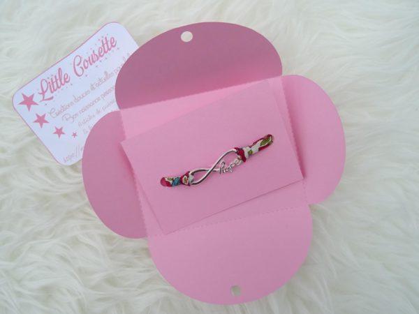 box maman pour la fete des meres bracelet liberty