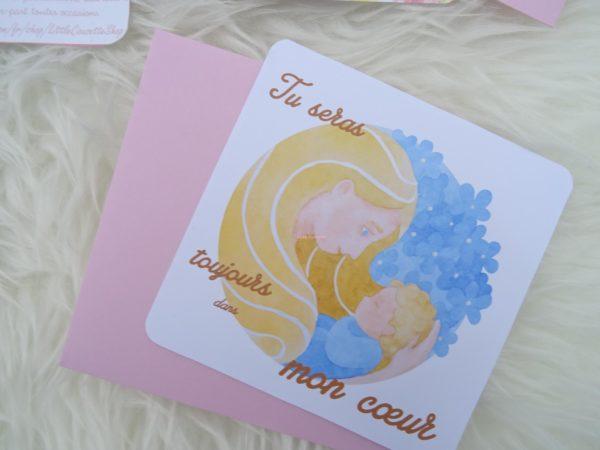 box maman pour la fete des meres carte modele 1