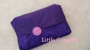 joli emballage commande little cousette