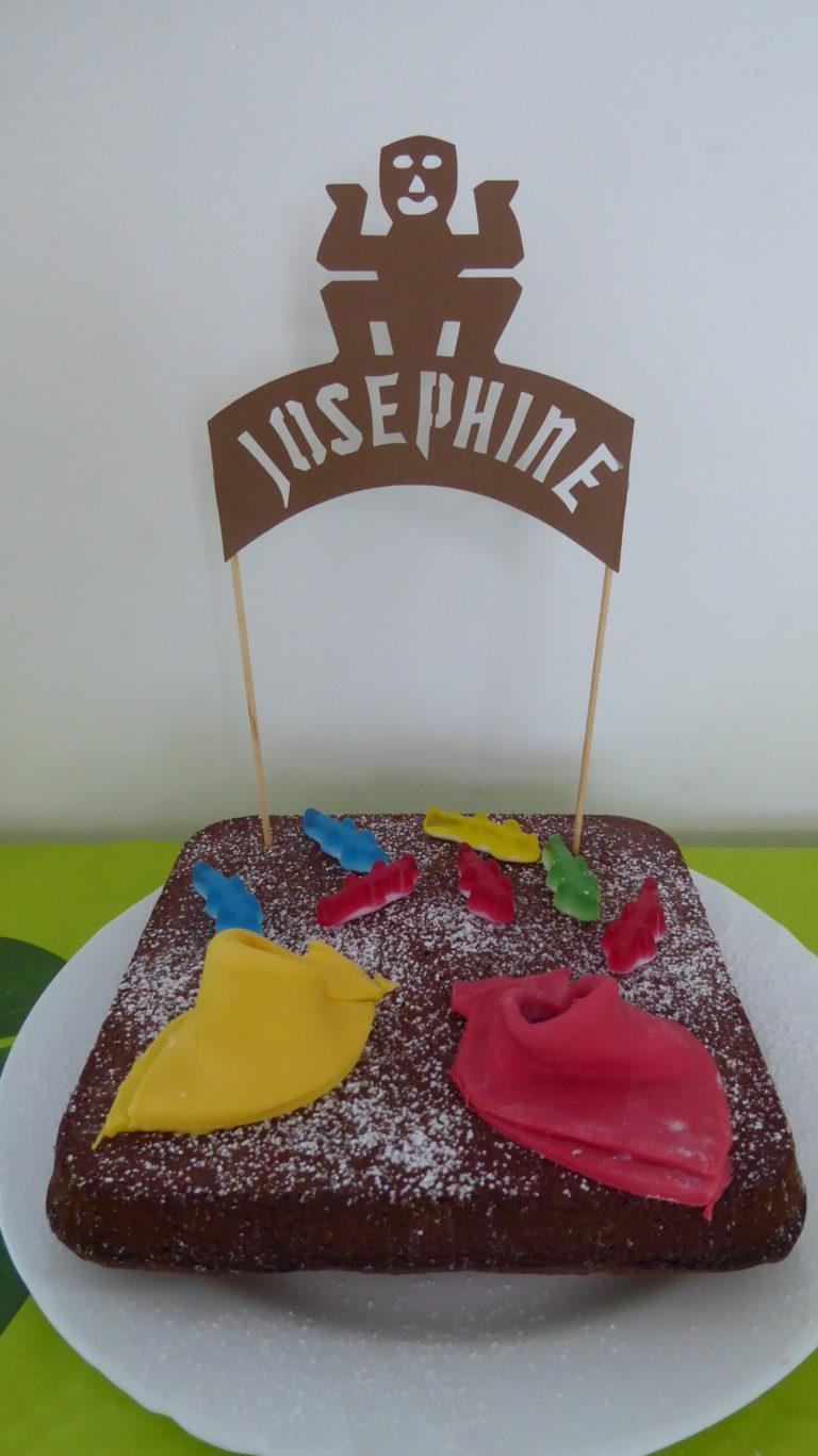 Pochoir personnalisé Cake Topper personnalisé pour anniversaire Koh-Lanta